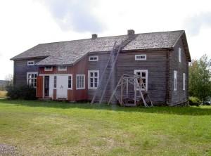 Tervajärvi päärakennus
