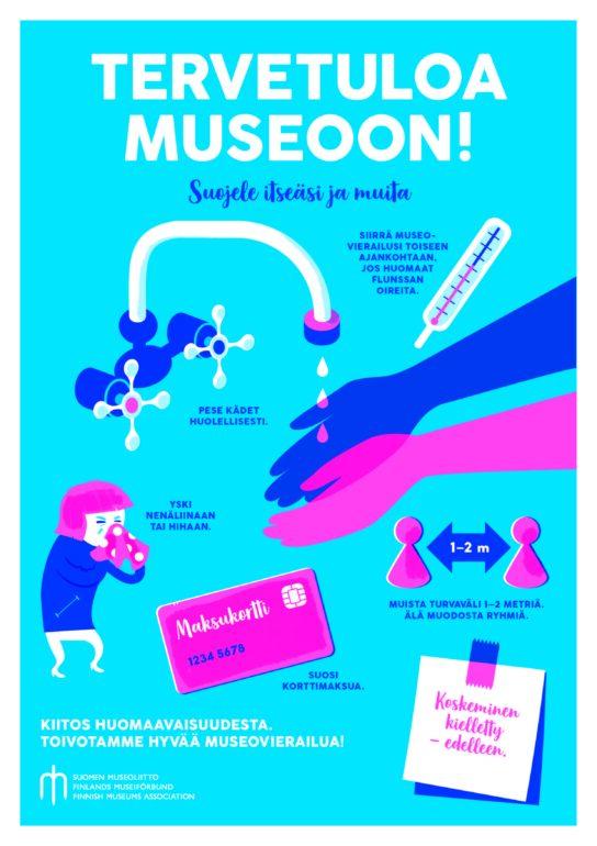 Museoiden turvallisuusohje