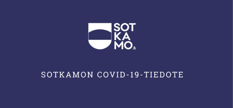 Kuvituskuva Sotkamon covid-19-tiedote.